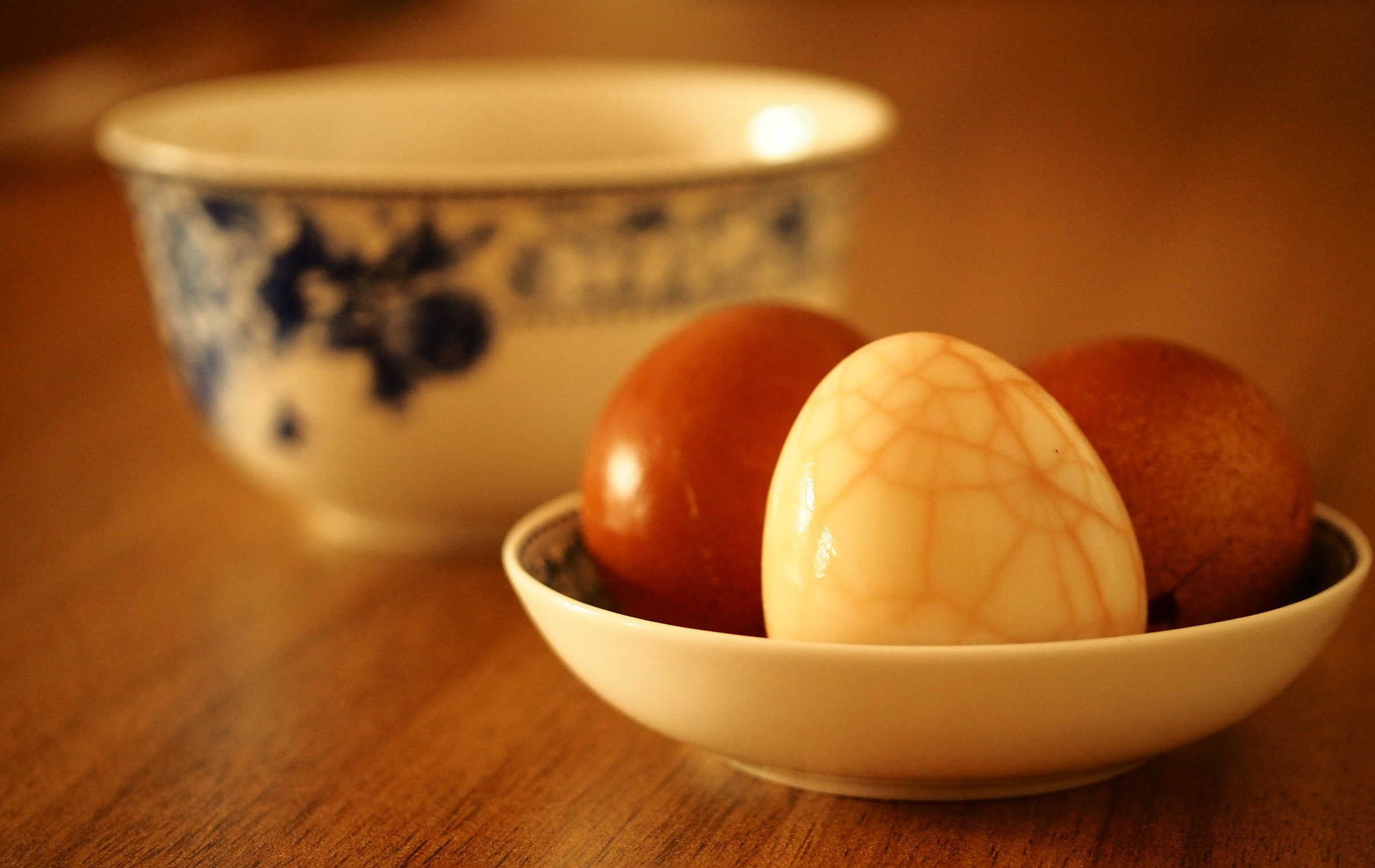 Tea Boiled Egg